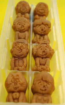 磯野家のお菓子