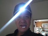 明るいライト付き帽子